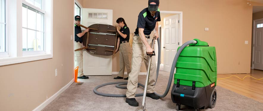 Julian, CA residential restoration cleaning